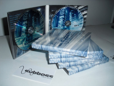 SUBBASS 6  Double Compact Disc Digipack