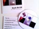 Geek Girl EP CD