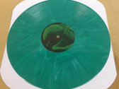 Mint Green Limited Vinyl Edition + Digital Download