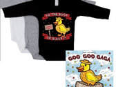 Deluxe Bundle: Audio CD - Digital Download + Go The Duck To Sleep Onesie