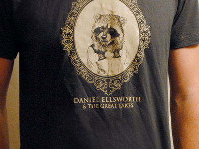 Daniel Ellsworth & The Great Lakes Raccoon Tee
