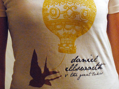 Daniel Ellsworth & The Great Lakes Girls Bird Tee