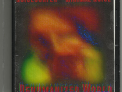 Dehumanized World Cd-r