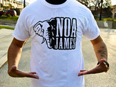Noa James Logo T-Shirt (White)