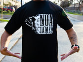 Noa James Logo T-Shirt (Black)