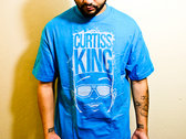 Curtiss King Logo T-Shirt (Turquoise)