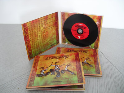 Ethnostep 3 CD - Digipack Limited Edition