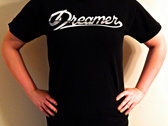 Dreamer Logo T-Shirt with Turn It Up (Hard Copy)