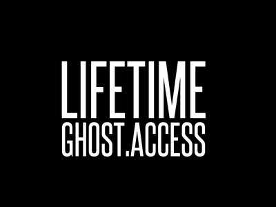 Lifetime Ghost.Access