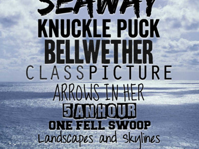 06/03/13 Seaway, Knuckle Puck, Bellwether, Class Picture, Arrows In Her +More!