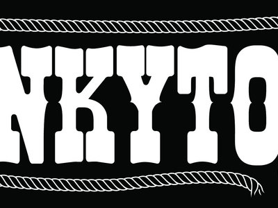 HUNKYTONK Bumper Sticker