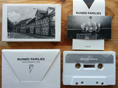 Ruined Families - Discography 2012 cassette