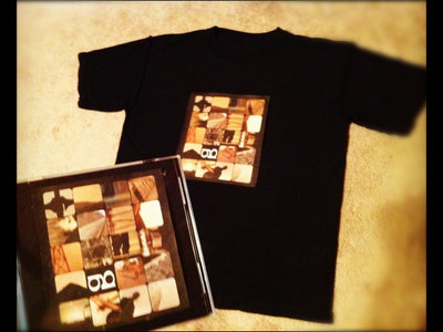 Conversation Pieces ( T-Shirt / CD Bundle ) digital download with purchase