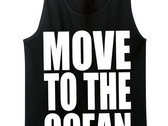 Move to the Ocean Tank Top-Large only
