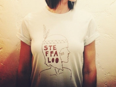 steffaloo indian t-shirt