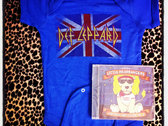 Little Headbangers CD + Digital Copy + Def Leppard Onesie - Bundle