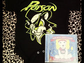 Hair Metal Goes Lullaby - Deluxe Bundle: CD + Digital Copy + Poison onesie