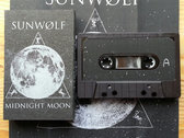 Sunwølf - Midnight Moon cassette