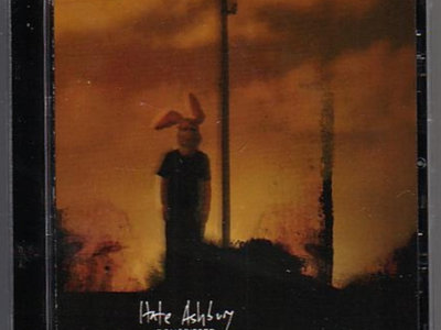 CD Version of Hate Ashbury