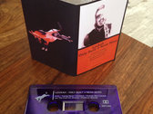Lockah - Only Built 4 Neon Nites (Limited Edition Purple Cassette) + Purple Donky Tee with White Print & a Zillion Purple Donkys