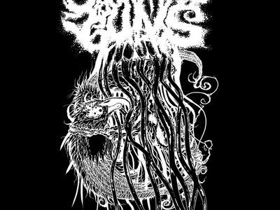 Tentacle Design T-Shirt