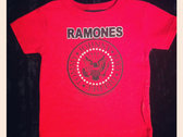 Ramones - Red Logo - Toddler T