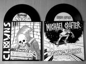 Clowns/Michael Crafter split 7