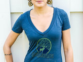 Summer Bundle: Women's Indigo Antler V-Neck + Live at Ziggy's