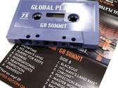 GLOBAL PLATOON 'G8 SUMMIT' LTD ED. CASSETTE