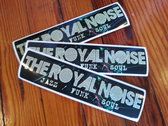 Royal Noise Stickers!
