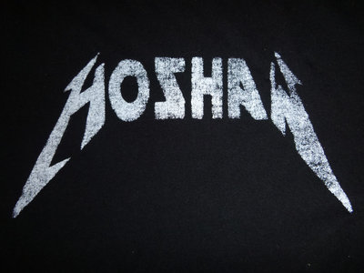 Photo of Hoshaw Metallica Tee - Black