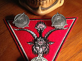 Sigil die-cast nickel pin
