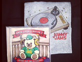 Once Upon A Rhyme 2 CD + Digital Copy w/ Turntable Onesie