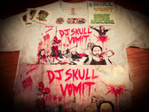 Skull Vomit Merch Bundle