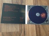 Four panel digipak with professionally replicated disc
