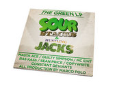THE GREEN LP SOUR STACKS & HUSTLING JACKS CD