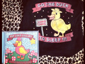 Pop Goes Lullaby CD + Digital Copy w/ Go The Duck To Sleep Onesie - Bundle