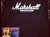 Hair Metal Goes Lullaby - Download Card w/ Marshall Onesie