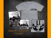 Completionist CD + Shirt + Poster