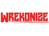 Wrekonize Logo Sticker