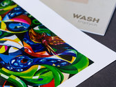 WASH Triptych Colour Booklet & Album Download photo