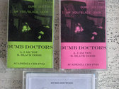 Dumb Doctors: Cassette + download