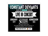 CONSTANT DEVIANTS 'LIVE @ THE NUYORICANS POETS CAFE (NYC )