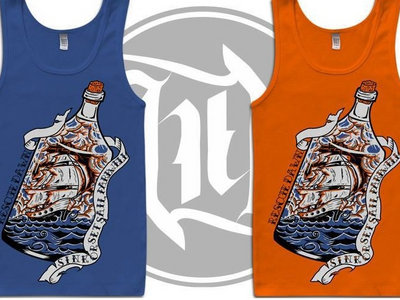 Sink or Set Sail Tank Tops