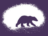 Men's Polar Bear Icon T-shirt