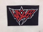 2 COLOR CANVAS LOGO PATCH