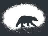 Women's Polar Bear Icon T-shirt