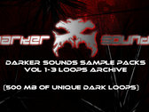 Darker Sounds Sample Packs Vol 1-3 Loops Archive