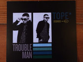 TOPE - TROUBLE MAN *SWSX Limited Edition* CD