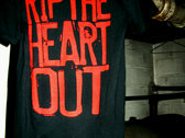 'Rip The Heart Out' T-Shirt